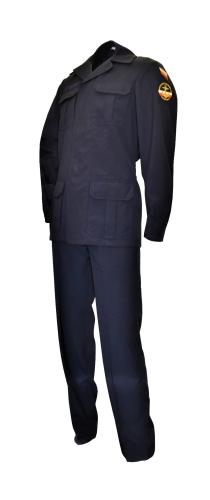 Mundur ćwiczebny tropikalny oficera MW 126 T/MON